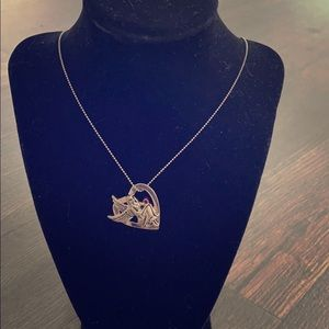 Jewelry - Silver Angel Necklace